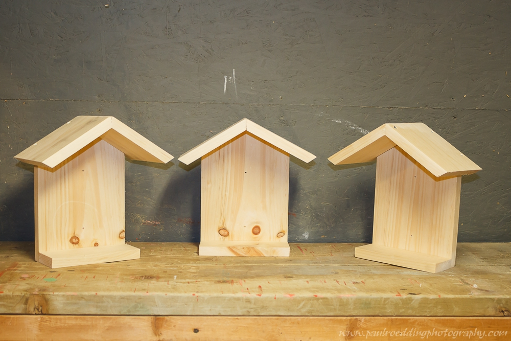 Barn Swallow Nest Platform Created by Paul Roedding Photography available at Featherfields and Hyde Park Feed and Country Store in London, Ontario