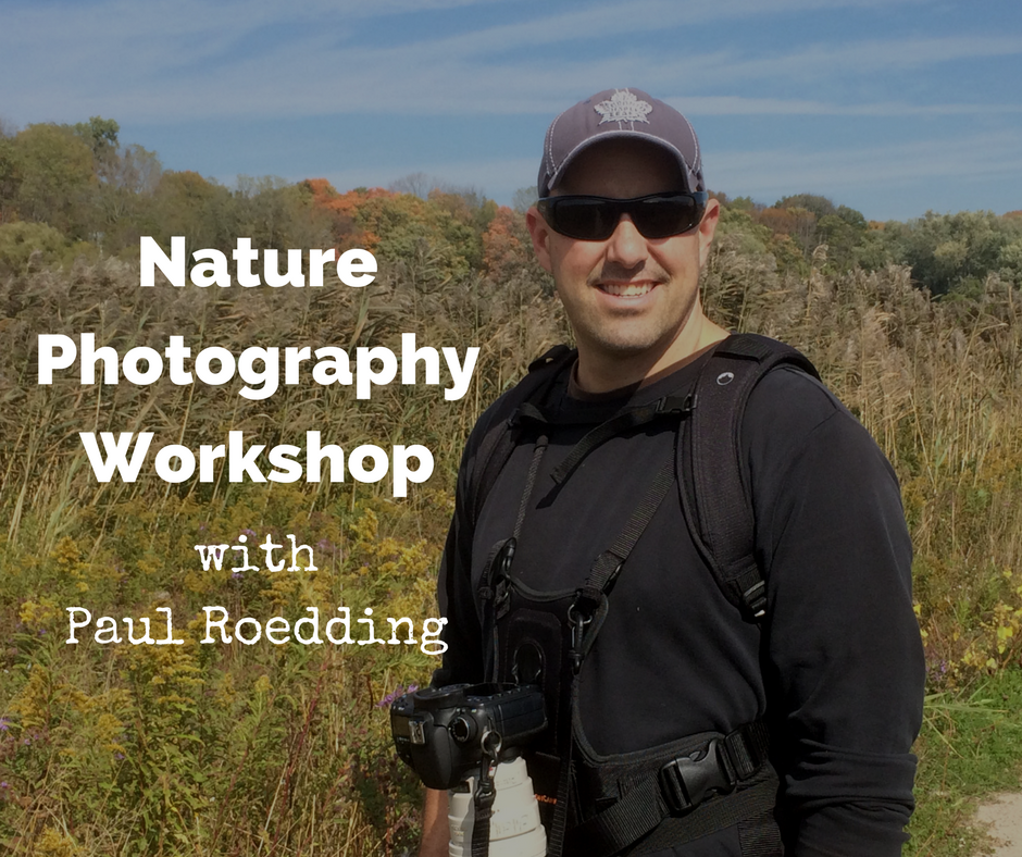 Nature Photography Workshop - Upcoming Events